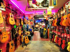 Guitar shop Wierden