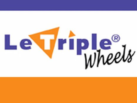 Le Triple Wheels SOWECARE